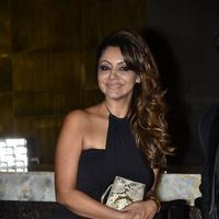 Gauhar Khan - Gauri Khan and Sachin Joshi at Planet Hollywood launch announcement Stills | Picture 845415