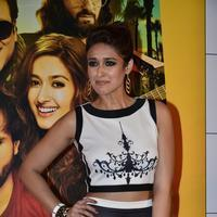 Ileana D Cruz - Saif Ileana & Kalki at Happy Ending Movie Trailer Launch Photos
