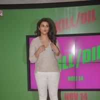 Parineeti Chopra - Parineeti Chopra celebrates her birthday at Kill Dil Song Launch Photos