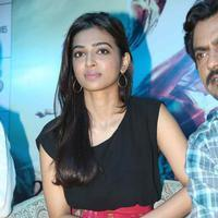 Radhika Apte - Manjhi Movie Press Meet Stills | Picture 1092780