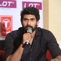 Rana Daggubati - Baby Movie Press Meet Photos