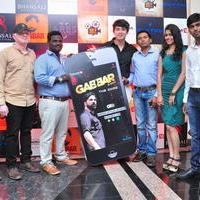 Shruthi Hassan launches Gabbar Game Photos
