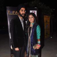 Gauhar Khan & Ekta Kapoor at TIFA Awards Stills