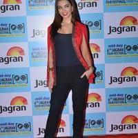 Amy Jackson - Shashi Kapoor and Amy Jackson at 6th Jagran Film Festival Photos