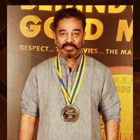 Kamal Hassan - Behindwoods Gold Medals Award Function Photos | Picture 1084223