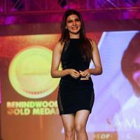 Samantha Akkineni - Behindwoods Gold Medals Award Function Photos   Picture 1084234