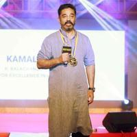 Kamal Hassan - Behindwoods Gold Medals Award Function Photos | Picture 1084236