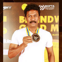 Samuthirakani - Behindwoods Gold Medals Award Function Photos