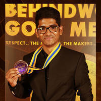 Nivas Prasanna - Behindwoods Gold Medals Award Function Photos
