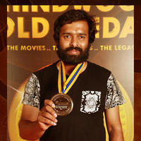 Santhosh Narayanan - Behindwoods Gold Medals Award Function Photos