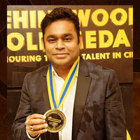 A. R. Rahman - Behindwoods Gold Medals Award Function Photos
