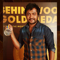 Bobby Simha - Behindwoods Gold Medals Award Function Photos
