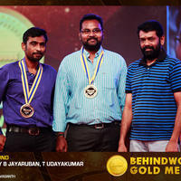 Behindwoods Gold Medals Award Function Photos