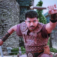 Vijay - Puli Movie Stills