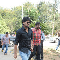 Naga Shourya - Celebs at Memu Saitam Cricket Match 2014 Photos