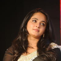 Anushka Shetty at Lingaa Movie Audio Success Meet Stills