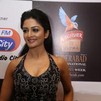 Vimala Raman at Kingfisher Ultra HIFW Day 1 Photos