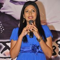 Swetha Varma - Gang Of Gabbar Singh Movie Audio Launch Photos