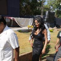 Poonam Pandey - Malini and Co Movie Press Meet Stills | Picture 923009