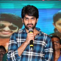 Naga Shourya - Lakshmi Raave Maa Intiki Audio Launch Stills