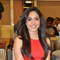 Ritu Varma Memu Saitham Stars Cricket Curtain Raiser Press Meet Stills