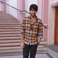 Naga Shourya - Lakshmi Raave Maa Intiki Audio Success Meet Stills