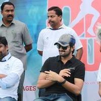 Naga Shourya - Naga Shourya and Eesha at Street Cause St Martins 5K Run Event Photos