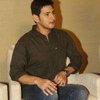 Mahesh Babu - Srimanthudu Movie Press Meet Stills | Picture 1084136