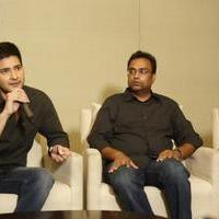 Mahesh Babu - Srimanthudu Movie Press Meet Stills | Picture 1084141