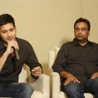 Mahesh Babu - Srimanthudu Movie Press Meet Stills | Picture 1084144