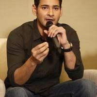 Mahesh Babu - Srimanthudu Movie Press Meet Stills | Picture 1084195
