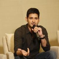 Mahesh Babu - Srimanthudu Movie Press Meet Stills | Picture 1084196