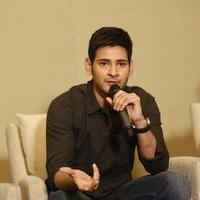 Mahesh Babu - Srimanthudu Movie Press Meet Stills | Picture 1084197