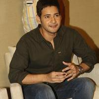 Mahesh Babu - Srimanthudu Movie Press Meet Stills | Picture 1084199