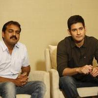 Mahesh Babu - Srimanthudu Movie Press Meet Stills | Picture 1084203