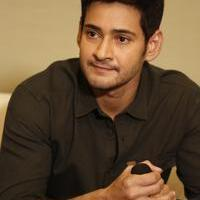 Mahesh Babu - Srimanthudu Movie Press Meet Stills | Picture 1084206