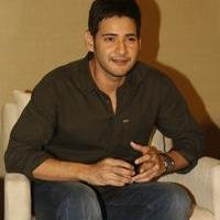 Mahesh Babu - Srimanthudu Movie Press Meet Stills | Picture 1084210