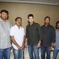 Mahesh Babu - Srimanthudu Movie Press Meet Stills | Picture 1084211