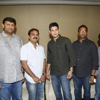 Mahesh Babu - Srimanthudu Movie Press Meet Stills | Picture 1084212