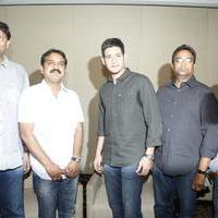 Mahesh Babu - Srimanthudu Movie Press Meet Stills | Picture 1084214