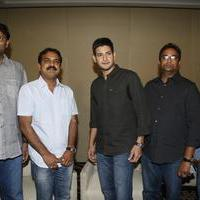 Mahesh Babu - Srimanthudu Movie Press Meet Stills | Picture 1084215