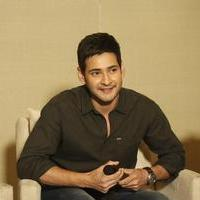 Mahesh Babu - Srimanthudu Movie Press Meet Stills | Picture 1084216