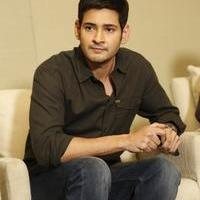Mahesh Babu - Srimanthudu Movie Press Meet Stills | Picture 1084217