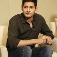 Mahesh Babu - Srimanthudu Movie Press Meet Stills | Picture 1084218
