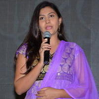 Priyanka Naidu - Anaganaga Oka Durga Movie Logo Launch Photos