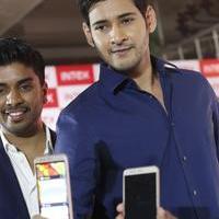 Mahesh Babu - Mahesh Babu at INTEX Mobiles Event Stills | Picture 1085396