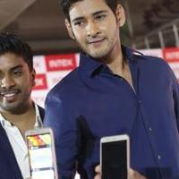 Mahesh Babu - Mahesh Babu at INTEX Mobiles Event Stills | Picture 1085397