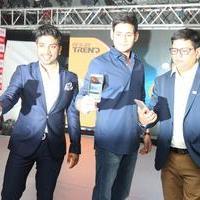 Mahesh Babu at INTEX Mobiles Event Stills
