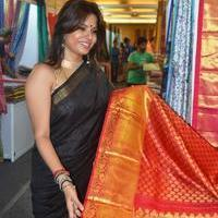 Pinky Pradhan at Silk India Expo Event Photos
