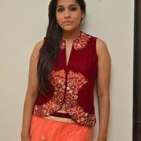 Rashmi Gautham at Guntur Talkies First Look Launch Photos   Picture 1085285